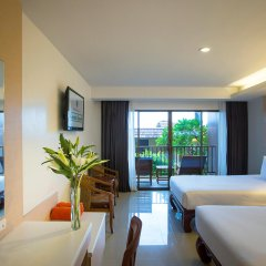 Отель Chanalai Garden Resort, Kata Beach комната для гостей фото 4