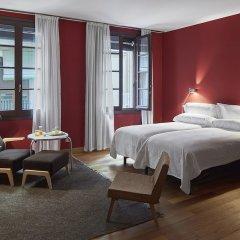 Отель Casa Camper Испания, Барселона - отзывы, цены и фото номеров - забронировать отель Casa Camper онлайн комната для гостей фото 2