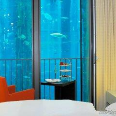 Отель Radisson Blu Hotel, Berlin Германия, Берлин - - забронировать отель Radisson Blu Hotel, Berlin, цены и фото номеров комната для гостей фото 3