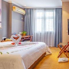 Отель Shenzhen Uniton Hotel Китай, Шэньчжэнь - отзывы, цены и фото номеров - забронировать отель Shenzhen Uniton Hotel онлайн комната для гостей