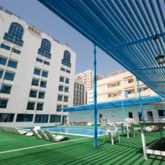Отель Al Bustan Hotel Flats ОАЭ, Шарджа - отзывы, цены и фото номеров - забронировать отель Al Bustan Hotel Flats онлайн спа
