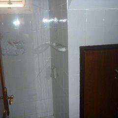 Отель Larnaca Budget Residences ванная