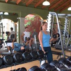 Casa Conde Hotel & Suites фитнесс-зал