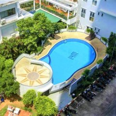 Отель Patong Tower 2.1 Patong Beach by PHR Таиланд, Патонг - отзывы, цены и фото номеров - забронировать отель Patong Tower 2.1 Patong Beach by PHR онлайн бассейн фото 2