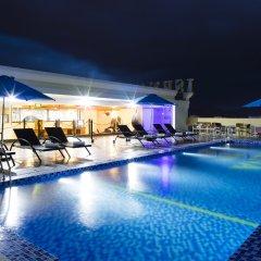 Isena Nha Trang Hotel Нячанг бассейн