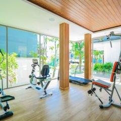 Курортный отель Crystal Wild Panwa Phuket фитнесс-зал фото 2