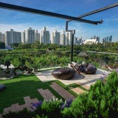 Отель Nest By Sa-ngob Бангкок развлечения