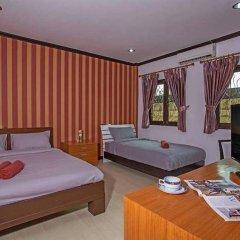 Отель Tranquillo Pool Villa комната для гостей фото 5