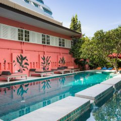 Отель Sandalay Resort Pattaya бассейн