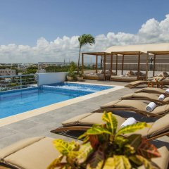 Отель Soho Playa Плая-дель-Кармен бассейн