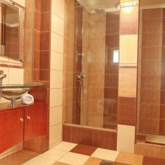 Отель Vila Terazije Сербия, Белград - 3 отзыва об отеле, цены и фото номеров - забронировать отель Vila Terazije онлайн ванная фото 2