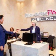 Отель Bishkekpark Residence Кыргызстан, Бишкек - отзывы, цены и фото номеров - забронировать отель Bishkekpark Residence онлайн интерьер отеля фото 3