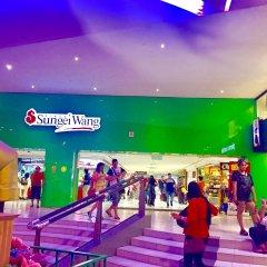 Отель Baral Service Suites Times Square Малайзия, Куала-Лумпур - отзывы, цены и фото номеров - забронировать отель Baral Service Suites Times Square онлайн фитнесс-зал фото 2