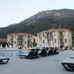 Hotel Marcan Beach - All Inclusive парковка