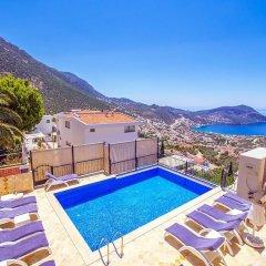 Villa Galeri Турция, Патара - отзывы, цены и фото номеров - забронировать отель Villa Galeri онлайн бассейн