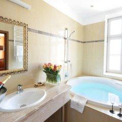Отель Wolne Miasto - Old Town Gdansk Польша, Гданьск - 4 отзыва об отеле, цены и фото номеров - забронировать отель Wolne Miasto - Old Town Gdansk онлайн ванная фото 2