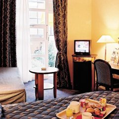 Отель Best Western Crequi Lyon Part Dieu удобства в номере фото 2