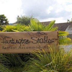 Отель Huntington Stables пляж фото 2