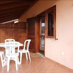 Отель TH Pizzo Calabro - Porto Ada Village Пиццо балкон