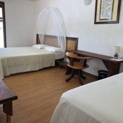 Отель Hakamanu Lodge Французская Полинезия, Тикехау - отзывы, цены и фото номеров - забронировать отель Hakamanu Lodge онлайн комната для гостей фото 5
