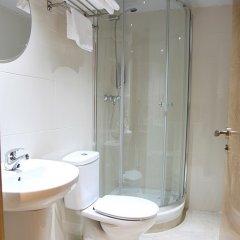 Отель Hostal Santel San Marcos ванная