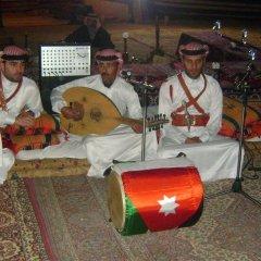 Отель Jabal Rum Camp детские мероприятия