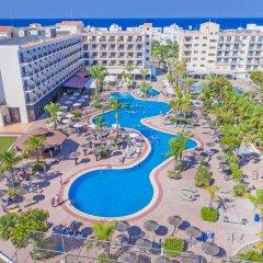 Отель Tsokkos Gardens Hotel Кипр, Протарас - 1 отзыв об отеле, цены и фото номеров - забронировать отель Tsokkos Gardens Hotel онлайн бассейн