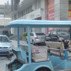 Отель Peng An парковка