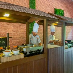 Отель Patong Bay Hill Resort питание