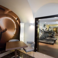 Отель NH Collection Palacio de Tepa фитнесс-зал фото 2