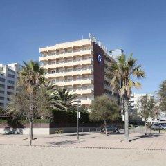 Отель Prestige Victoria Hotel Испания, Курорт Росес - 1 отзыв об отеле, цены и фото номеров - забронировать отель Prestige Victoria Hotel онлайн спортивное сооружение