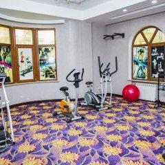 Отель Сафран фитнесс-зал