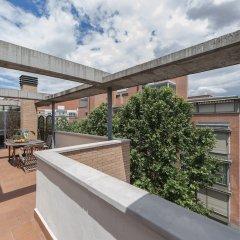 Отель Apartamento Pasaje Sevilla Испания, Мадрид - отзывы, цены и фото номеров - забронировать отель Apartamento Pasaje Sevilla онлайн балкон