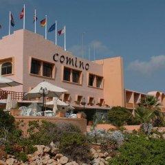 Comino Hotel Комино вид на фасад