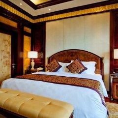 Отель Vinpearl Luxury Nha Trang Вьетнам, Нячанг - 1 отзыв об отеле, цены и фото номеров - забронировать отель Vinpearl Luxury Nha Trang онлайн комната для гостей фото 4