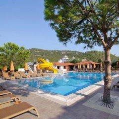 Akka Alinda Турция, Кемер - 3 отзыва об отеле, цены и фото номеров - забронировать отель Akka Alinda онлайн бассейн фото 2