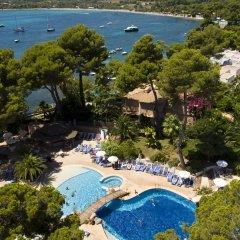 Отель Hipotels Eurotel Punta Rotja & Spa бассейн фото 3