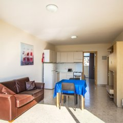 Blubay Apartments by ST Hotel Гзира фото 11