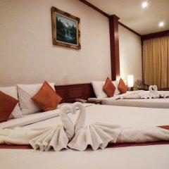 Отель Andaman Seaside Resort комната для гостей фото 4