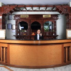 Отель Samsara Resort Непал, Катманду - отзывы, цены и фото номеров - забронировать отель Samsara Resort онлайн интерьер отеля фото 3