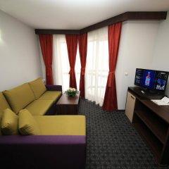 Отель MPM Guiness Hotel Болгария, Банско - отзывы, цены и фото номеров - забронировать отель MPM Guiness Hotel онлайн комната для гостей фото 2