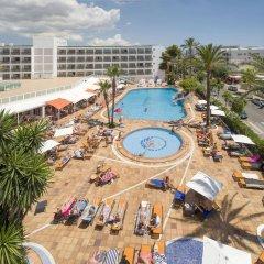 Отель Playasol Mare Nostrum Испания, Ивиса - отзывы, цены и фото номеров - забронировать отель Playasol Mare Nostrum онлайн бассейн фото 2