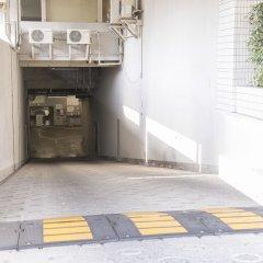 Ark Hotel Okayama - ROUTE-INN HOTELS - парковка