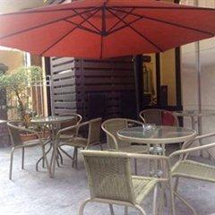 Отель Icheck Inn Silom Бангкок балкон