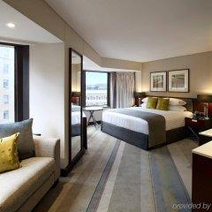 Отель InterContinental Wellington комната для гостей фото 5