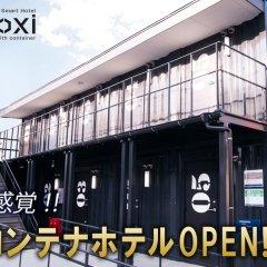 Отель boxi Hakata 2 Хаката вид на фасад