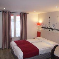Отель Saint Georges Lafayette Париж комната для гостей