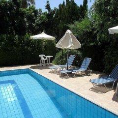 Отель Rododafni Villas бассейн фото 2