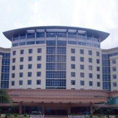 King Ray Hotel вид на фасад