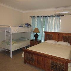 Отель Punta Cana Hostel Доминикана, Пунта Кана - отзывы, цены и фото номеров - забронировать отель Punta Cana Hostel онлайн комната для гостей фото 3